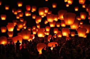Moon Festival Celebrations Shenzhen China